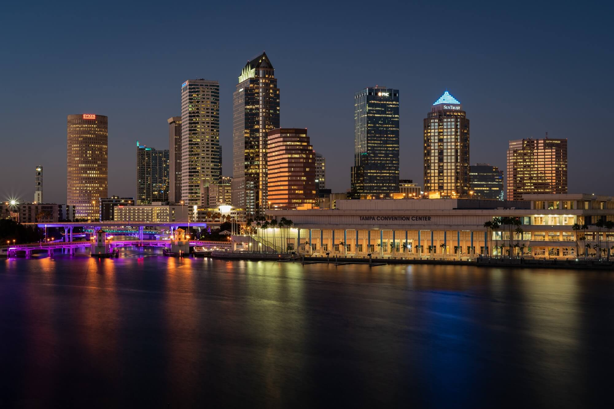 This image was taken from on top of the Tampa General Hospital parking garage on November 16, 2018. It can be purchased as an NFT here: https://opensea.io/assets/0x495f947276749ce646f68ac8c248420045cb7b5e/43269033410772476733999453491381450536602253292415729108377370077841355440129